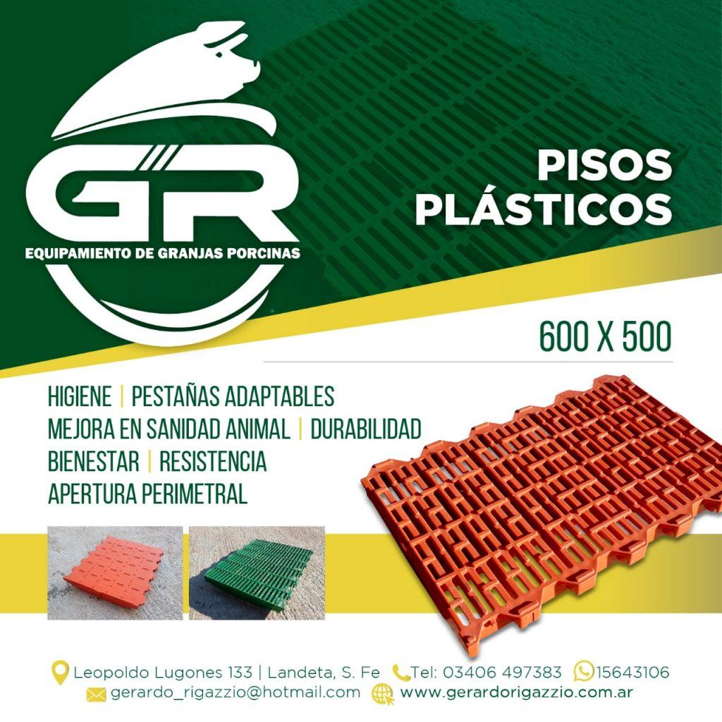 Pisos Plásticos encastrables